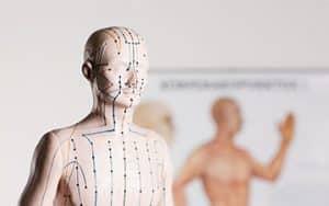 Akupunktur behandling Valby, Frederiksberg, København, nåle dukke