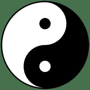 Akupunktur mod stress og angst Valby, Frederiksberg, København, ying og yang symbol